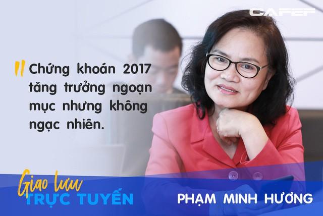 Ông Trương Văn Phước: Tôi có sự so sánh ẩn dụ về tăng trưởng của GDP với điểm số của một cậu học trò nghèo - Ảnh 3.