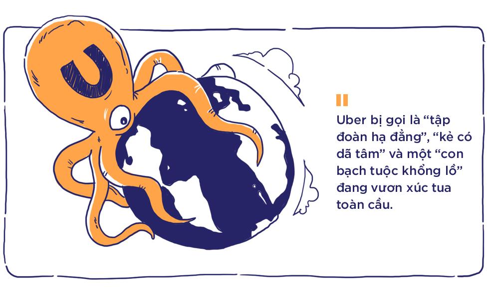 Cuộc chiến không hồi kết của Uber, Grab và taxi truyền thống: Đấu tranh tới chết, hay thay đổi để sống! - Ảnh 2.