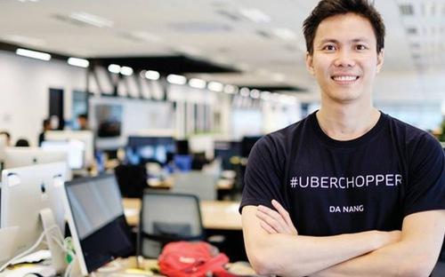 Ông Đặng Việt Dũng - cựu CEO Uber Việt Nam.