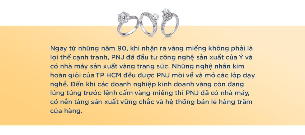 Bà Cao Thị Ngọc Dung: Từ cán bộ Nhà nước tới nữ tướng có tầm nhìn xa tới 2 thập kỷ, biến PNJ thành nhà bán lẻ trang sức số 1 Việt Nam - Ảnh 1.