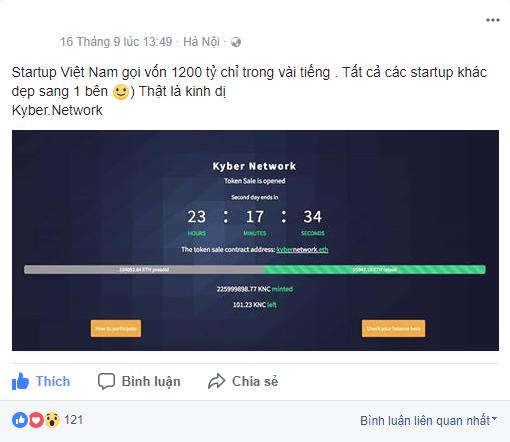 Bằng tiền ảo, một startup vừa huy động xong 60 triệu USD chỉ trong vài giờ, khủng nhất trong lịch sử khởi nghiệp Việt Nam! - Ảnh 2.