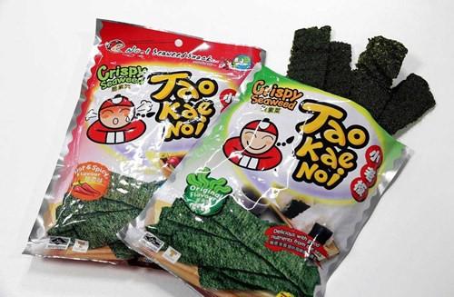 Trùm snack rong biển Thái: Kiếm triệu đô nhờ đồ ăn vặt - Ảnh 2.