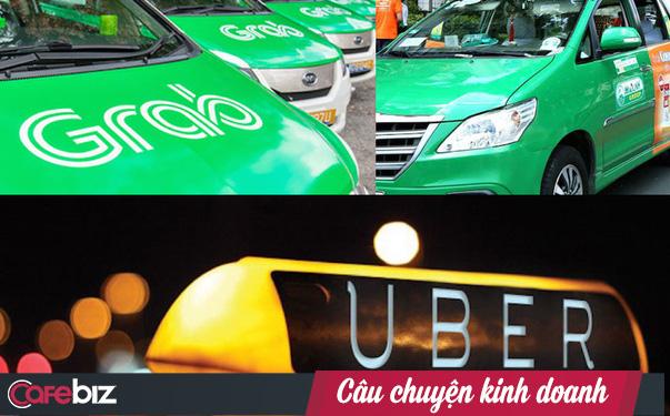 Trong khi Vinasun liên tục tố Uber, Grab thì ông chủ Mai Linh lại khẳng định đáng phải học hỏi từ hai mô hình này - Ảnh 1.
