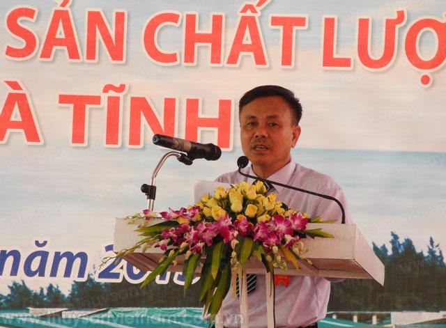 Ông Trương Hữu Thông, Chủ tịch, Tổng giám đốc Thông Thuận