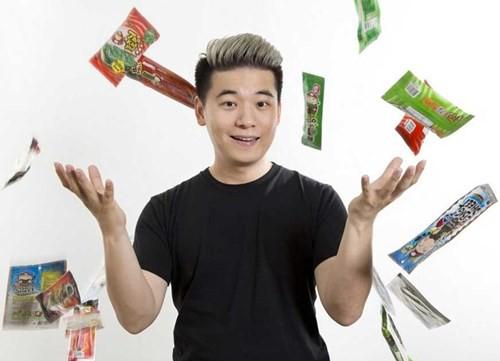 Trùm snack rong biển Thái: Kiếm triệu đô nhờ đồ ăn vặt - Ảnh 1.