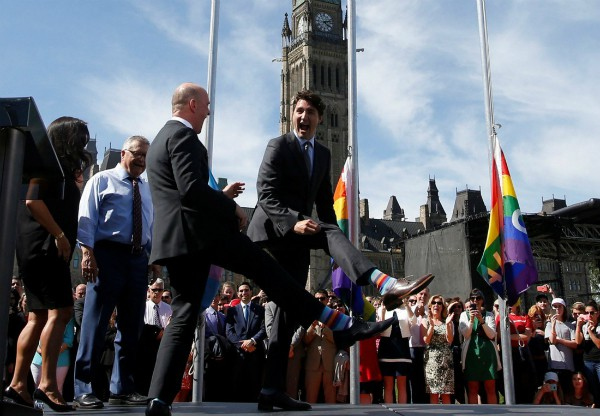 Những tiết lộ thú vị ít người biết về vị Thủ tướng Canada gây sốt toàn mạng xã hội ngày hôm qua - Ảnh 7.