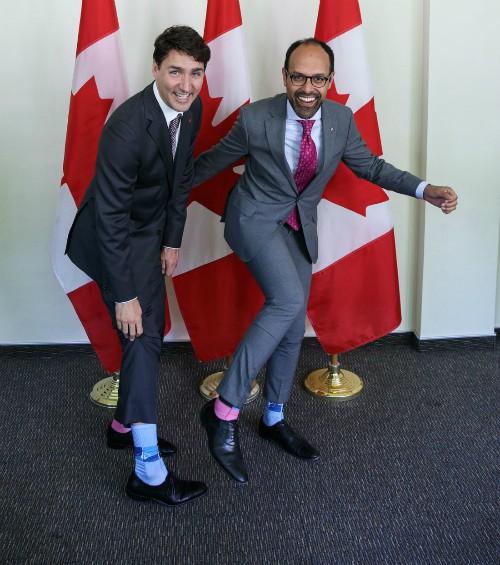 Những tiết lộ thú vị ít người biết về vị Thủ tướng Canada gây sốt toàn mạng xã hội ngày hôm qua - Ảnh 6.