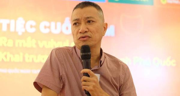 Ông Trần Kinh Doanh - TGĐ Thế Giới Di Động (MWG)