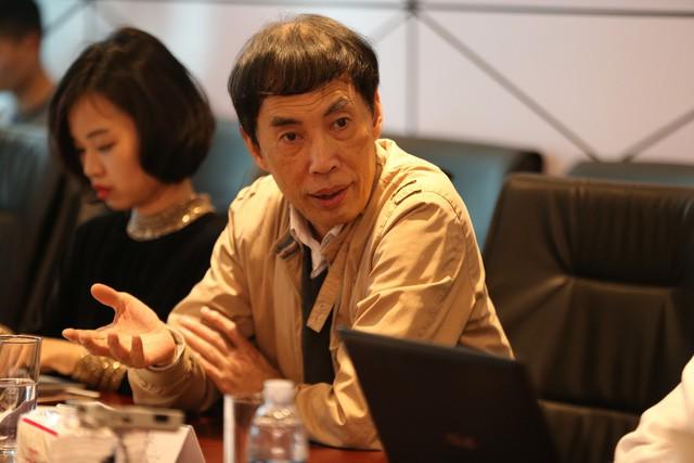 Ông Trương Văn Phước: Tôi có sự so sánh ẩn dụ về tăng trưởng của GDP với điểm số của một cậu học trò nghèo - Ảnh 8.