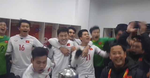 Cánh tay phải của HLV Park Hang-seo lý giải lý do U23 Việt Nam tất thắng trước đối thủ Qatar: Đã lỡ rồi, ta vô địch đi thôi! - Ảnh 3.