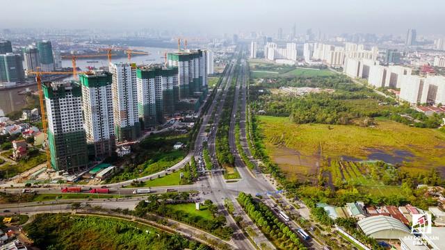 Nhà thầu xây dựng đóng cửa văn phòng, dự án The Sun Avenue tại khu Đông Sài Gòn sẽ ra sao? - Ảnh 1.