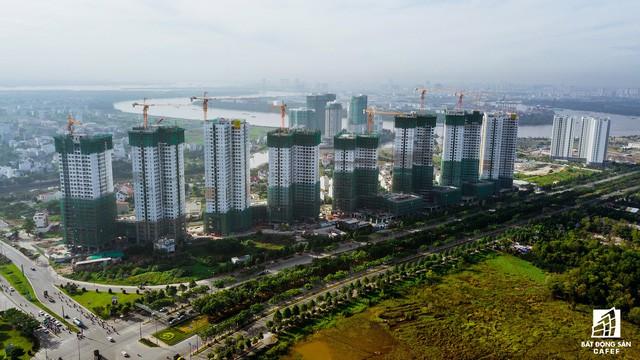 Nhà thầu xây dựng đóng cửa văn phòng, dự án The Sun Avenue tại khu Đông Sài Gòn sẽ ra sao? - Ảnh 2.