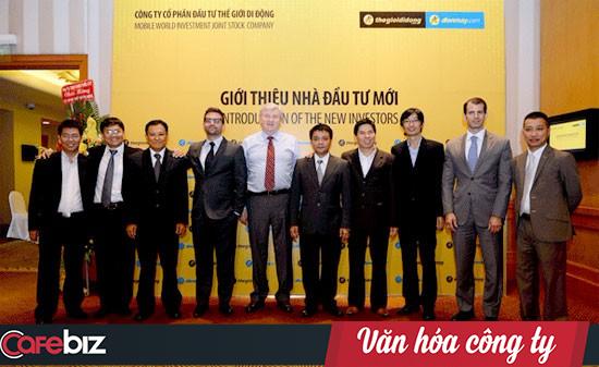 Kiểu nhân viên nào sẽ phát triển nhanh ở Thế giới di động theo chia sẻ của chủ tịch Nguyễn Đức Tài? - Ảnh 1.