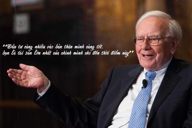 Warren Buffett chia sẻ một thói quen đơn giản cần có để thành công - Ảnh 1.