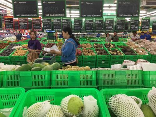 TP HCM: Nguy cơ nước ngoài chiếm lĩnh thị trường bán lẻ - Ảnh 1.