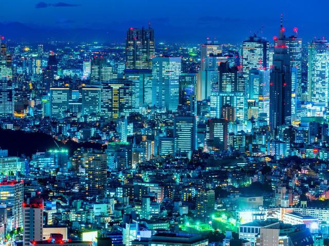 Tokyo từng yên bình đến lạ thường trước khi trở thành đô thị sầm uất nhất thế giới - Ảnh 16.