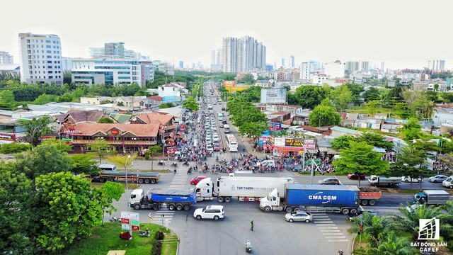 TP.HCM: Những dự án giao thông được mong đợi nhất trong năm 2018  - Ảnh 13.