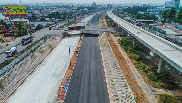 TP.HCM: Những dự án giao thông được mong đợi nhất trong năm 2018  - Ảnh 15.