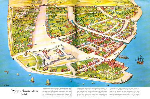 Những hình ảnh khó tin về New York trước khi lột xác thành siêu đô thị - Ảnh 4.