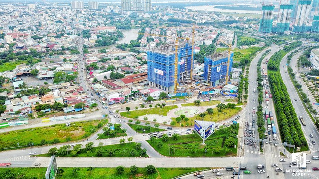 TP.HCM: Những dự án giao thông được mong đợi nhất trong năm 2018 - Ảnh 7.