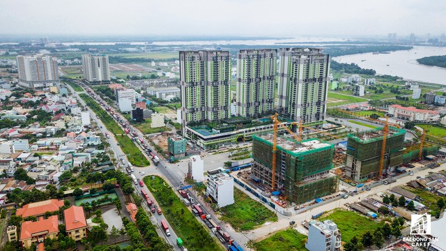 TP.HCM: Những dự án giao thông được mong đợi nhất trong năm 2018  - Ảnh 9.
