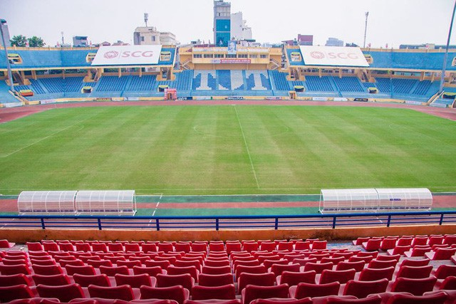 Cận cảnh sân Hàng Đẫy được Hà Nội chi 6.000 tỷ xây mới - Ảnh 2.
