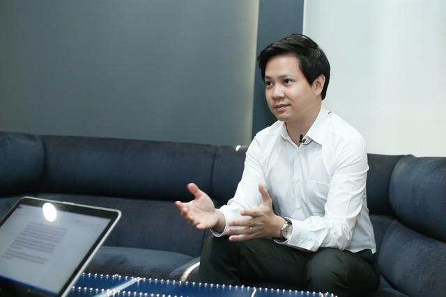 CEO Tập đoàn Trung Thủy: Để thoát khỏi cái bóng gia đình giàu có khi khởi nghiệp, không gì hơn là phải tự thân vận động - Ảnh 1.