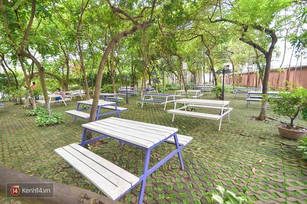 Bắc có ĐH Thăng Long, Nam có ĐH RMIT, đây chắc chắn là 2 ngôi trường đẹp, xịn nhất Việt Nam - Ảnh 5.