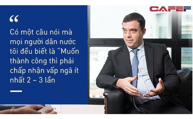 Đại sứ Israel: Tôi nhìn thấy Việt Nam có nhiều điểm tương đồng có Israel! - Ảnh 5.