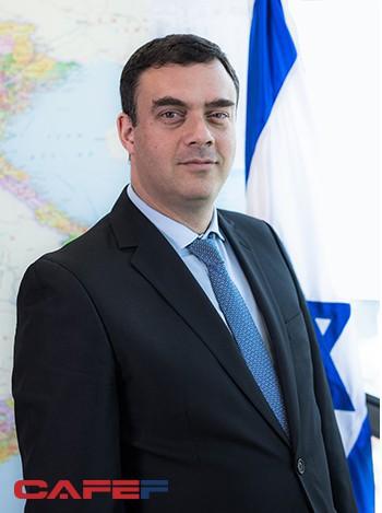 Đại sứ Israel: Tôi nhìn thấy Việt Nam có nhiều điểm tương đồng có Israel! - Ảnh 6.