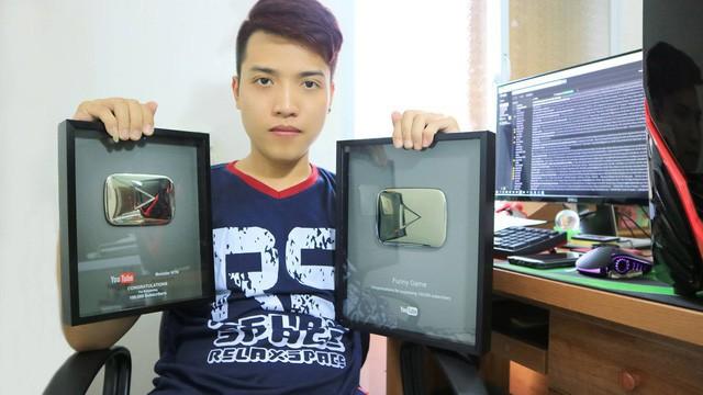 Nguyễn Thành Nam - chàng vlogger Việt sở hữu 1,3 tỉ lượt xem và 4 nút vàng từ Youtube là ai? - Ảnh 8.