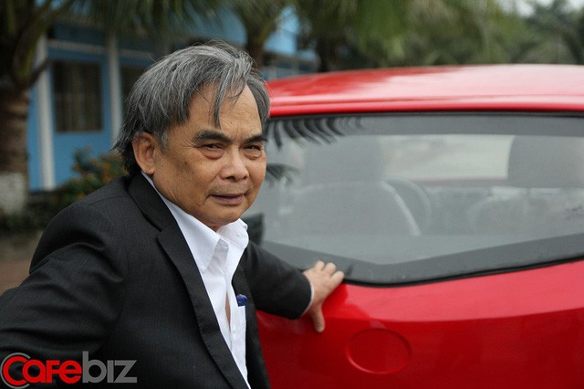 """Trả lời câu hỏi """"sản phẩm hay truyền thông có trước"""", Shark Vương lấy ví dụ VinFast, Vinaxuki, Thaco và khẳng định: Khi xe Vinfast ra đời đảm bảo tôi sẽ mua! - Ảnh 1."""