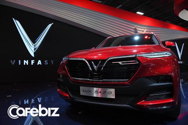 """Trả lời câu hỏi """"sản phẩm hay truyền thông có trước"""", Shark Vương lấy ví dụ VinFast, Vinaxuki, Thaco và khẳng định: Khi xe Vinfast ra đời đảm bảo tôi sẽ mua! - Ảnh 2."""