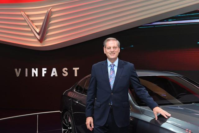 Sếp VinFast lần đầu khẳng định thương hiệu hạng sang, tiết lộ thời gian xuất khẩu toàn cầu - Ảnh 1.