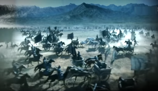 Không phải Xích Bích, đây mới là trận chiến lấy ít địch nhiều điên rồ nhất lịch sử Tam Quốc - Ảnh 3.
