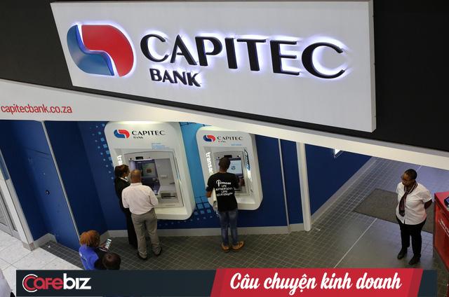 Kỳ tích đưa một bank tí hon thành gã khổng lồ lớn nhất Nam Phi: Chiến lược đi từ quê ra phố, tiếp cận dân nghèo rồi mới chinh phục giới thượng lưu - Ảnh 2.