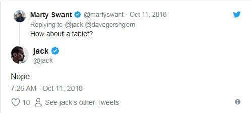 Điều hành hai công ty Twitter và Square trị giá hàng tỷ USD, Jack Dorsey không hề dùng PC, laptop hay tablet - Ảnh 2.