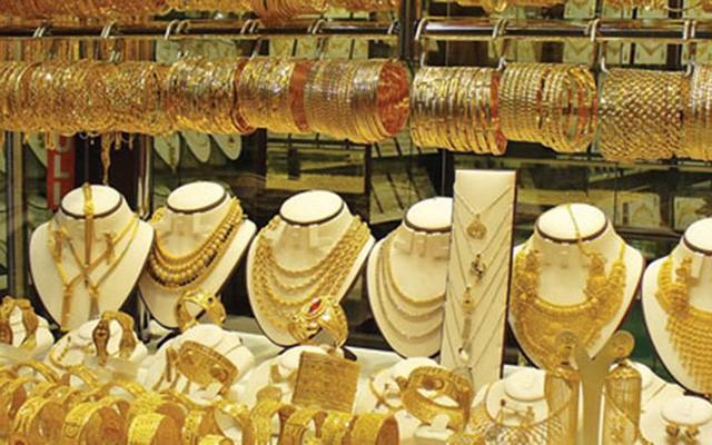 Choáng ngợp trước chợ vàng lớn nhất thế giới ở Dubai - Ảnh 2.