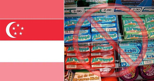 Những luật cấm kỳ lạ và lãng xẹt nhất thế giới: Cấm đi dép, cấm gấu Pooh, mua kẹo cao su phải mang theo đơn thuốc - Ảnh 3.