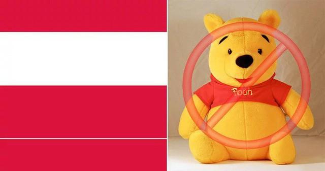 Những luật cấm kỳ lạ và lãng xẹt nhất thế giới: Cấm đi dép, cấm gấu Pooh, mua kẹo cao su phải mang theo đơn thuốc - Ảnh 7.