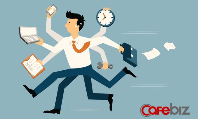 5 thứ cần giải quyết ngay nếu bạn muốn tăng gấp đôi thời gian để làm việc hiệu quả - Ảnh 1.