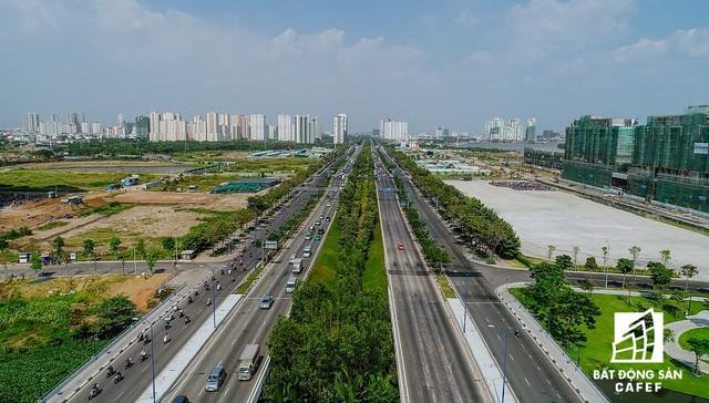 Toàn cảnh khu đất vàng Thủ Thiêm, dự kiến xây quảng trường hơn 2.000 tỷ mang tên Chủ tịch Hồ Chí Minh - Ảnh 11.