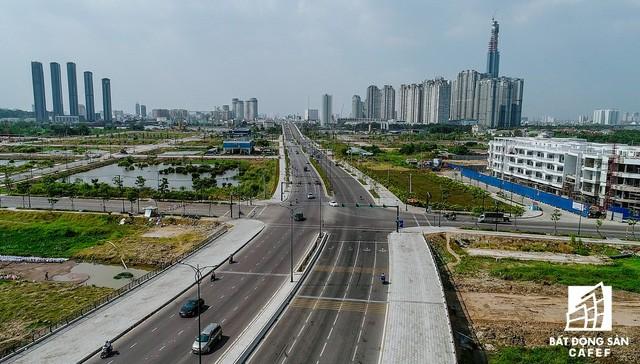 Toàn cảnh khu đất vàng Thủ Thiêm, dự kiến xây quảng trường hơn 2.000 tỷ mang tên Chủ tịch Hồ Chí Minh - Ảnh 12.