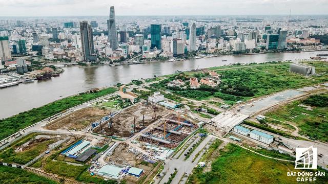 Toàn cảnh khu đất vàng Thủ Thiêm, dự kiến xây quảng trường hơn 2.000 tỷ mang tên Chủ tịch Hồ Chí Minh - Ảnh 13.
