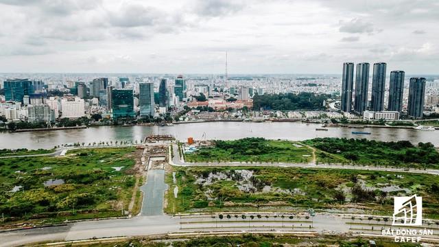 Toàn cảnh khu đất vàng Thủ Thiêm, dự kiến xây quảng trường hơn 2.000 tỷ mang tên Chủ tịch Hồ Chí Minh - Ảnh 14.