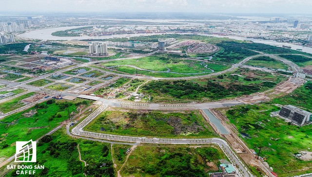 Toàn cảnh khu đất vàng Thủ Thiêm, dự kiến xây quảng trường hơn 2.000 tỷ mang tên Chủ tịch Hồ Chí Minh - Ảnh 4.