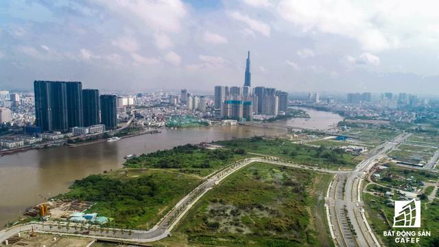 Toàn cảnh khu đất vàng Thủ Thiêm, dự kiến xây quảng trường hơn 2.000 tỷ mang tên Chủ tịch Hồ Chí Minh - Ảnh 5.