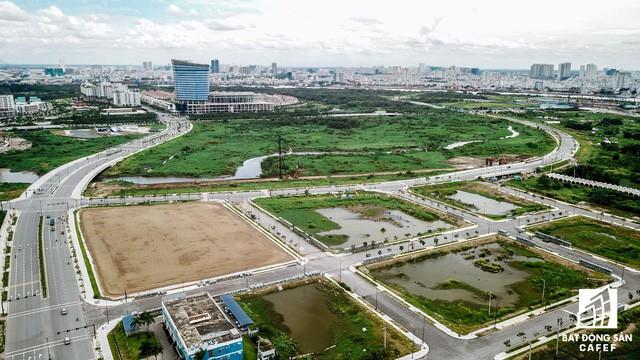 Toàn cảnh khu đất vàng Thủ Thiêm, dự kiến xây quảng trường hơn 2.000 tỷ mang tên Chủ tịch Hồ Chí Minh - Ảnh 6.