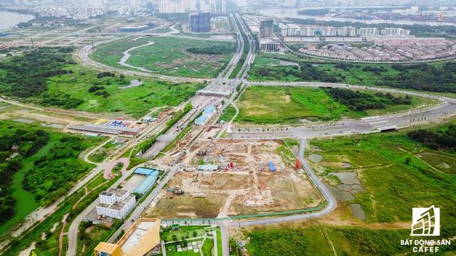 Toàn cảnh khu đất vàng Thủ Thiêm, dự kiến xây quảng trường hơn 2.000 tỷ mang tên Chủ tịch Hồ Chí Minh - Ảnh 7.