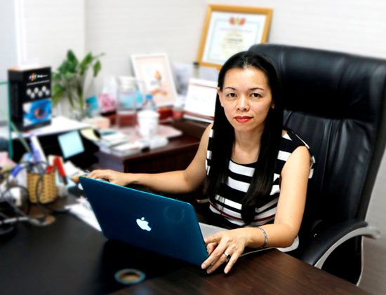 5 nữ tướng quyền lực của các sàn thương mại điện tử Việt Nam - Ảnh 4.